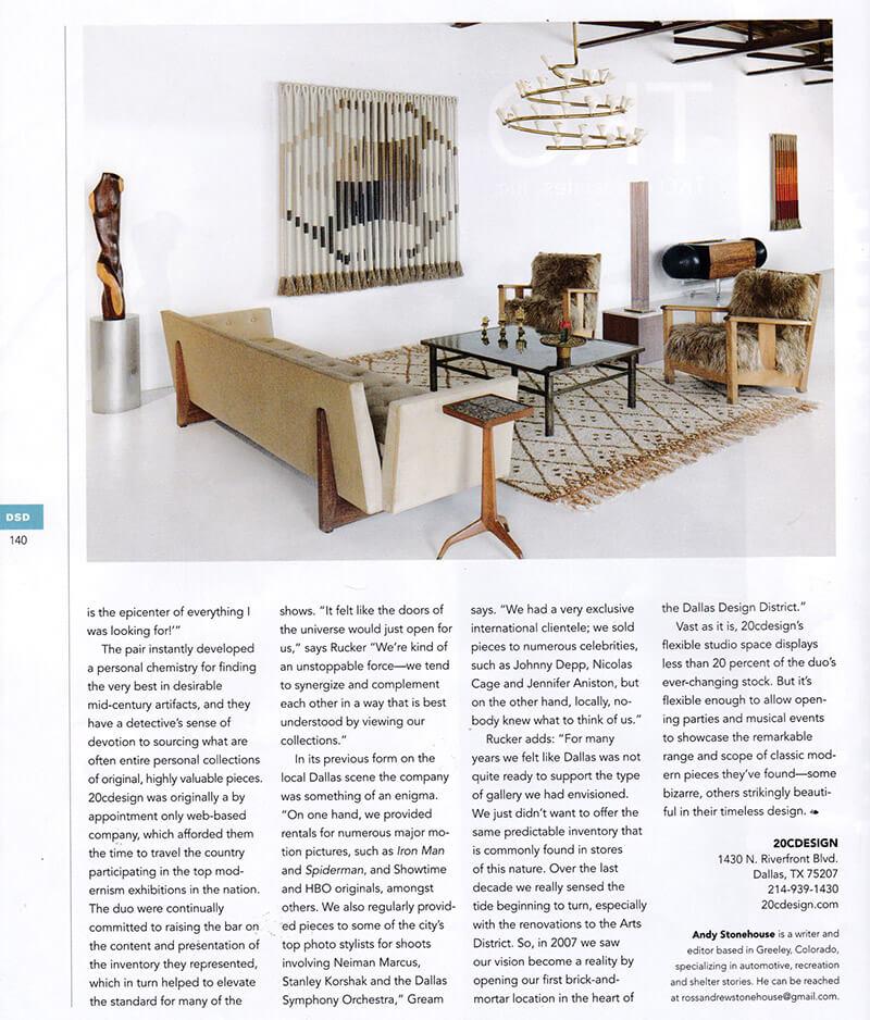 Press | 20c Design