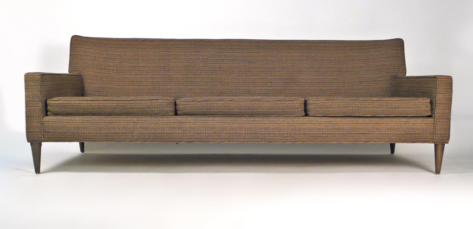 Superieur Petite 1960s Sofa Attributed To Paul McCobb ( Sold )