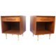 Robsjohn-Gibbings Nightstands or End Tables