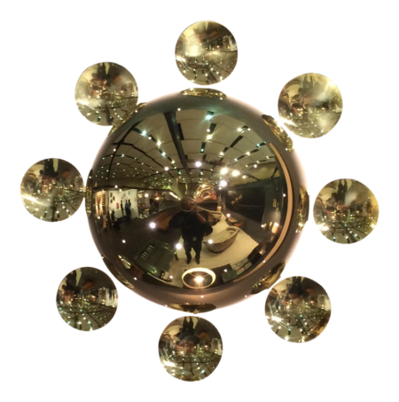 Tony Duquette Votive Jewel Table Lamp For Baker 20c Design