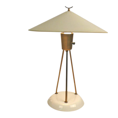 Lightolier Vitrolite Lamp