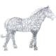Wire Hanger Horse Sculpture