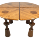 California Craftsman Game Table