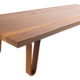 Wormley Long-John Bench