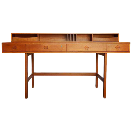 Danish Modern Table Desk