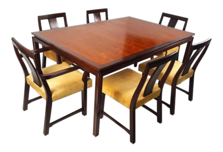 Wormley Dining Table and Chairs