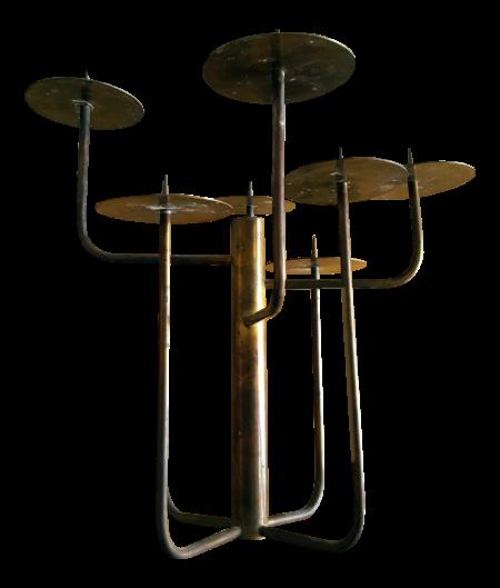 Modernist Candelabra