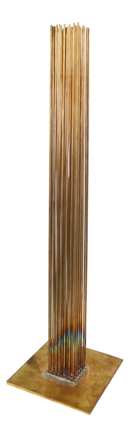 Val Bertoia sculpture