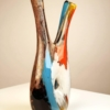 Martens Double Vase for Aureliano Toso