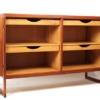 Mogensen Scandinavian Modern Teak Cabinet