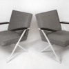 Ladislav Rado Cantilevered Lounge Chairs for Knoll and Drake
