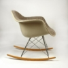 Rocking Chairs by Charles Eames for Herman Miller with Alexander Girard Textile