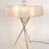 Tripod Table Lamp by Gerald Thurston