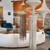 1970s Milo Baughman for Thayer Coggin Circular Sofa Fully Restored