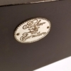 Michael Taylor Brass & Teak King Headboard for the Baker Far East Collection