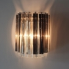 Pair of Vintage Camer Glass Sconces