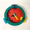 Memphis Period Clock by Nicolai Canetti