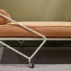 Gio Ponti Apta Series Daybed produced by Walter Ponti Italy 1970