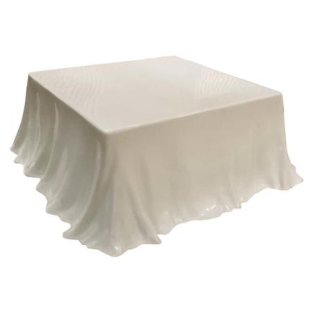 Studio Tetrarch 'Tovaglia' Tablecloth Coffee Table for Alberto Bazzani
