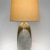 George Nobuyuki for Sy Allan Designs California Modernist Studio Ceramic Lamp