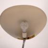 Pair of Greta M Grossman Cobra Lamps Ralph O. Smith Labels Intact