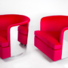 Lounge Chairs by Milo Baughman for Thayer Coggin