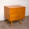 Paul McCobb Nightstands Planner Group Series Solid Maple for Winchendon