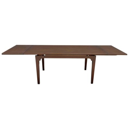 Dunbar Dining Table by Edward Wormley with Retractable Leaves Mahogany 1950s