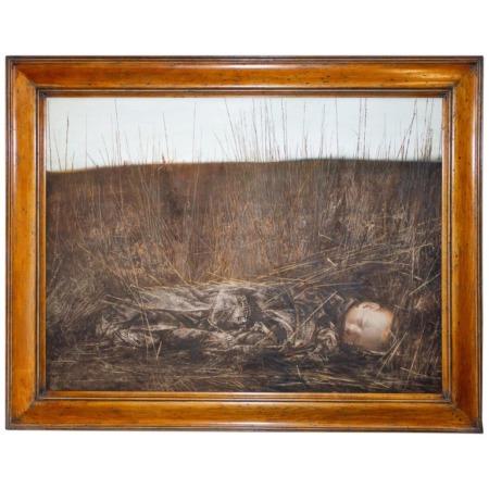 Oil Painting on Canvas by Igor Melnikov 'Dream Of Pilgrim'