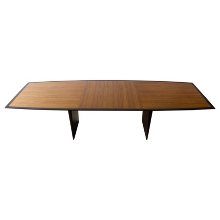 Edward Wormley Dining Table for Dunbar Model 5965 Special Order Walnut Top 1950s