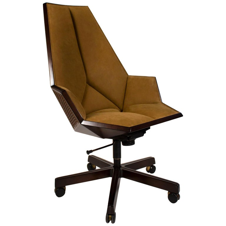 Pierre Paulin Executive Chair Model 1031